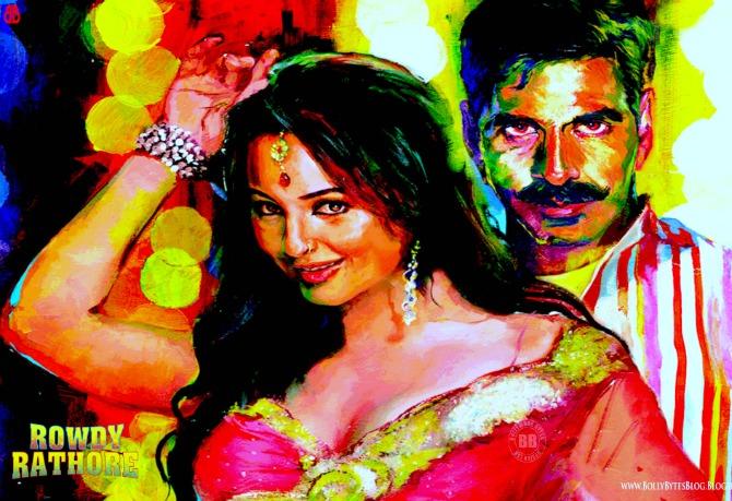 Rowdy Rathore Playlist (Bollywood Music Videos)