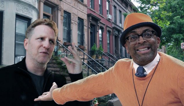 Spike Lee vs. Michael Rapaport: The gentrification of New York City