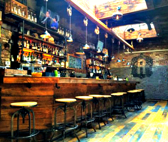 Best of East Village: The Roost coffee shop/bar