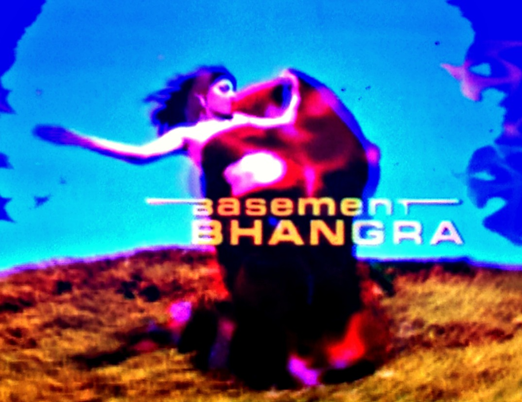 Dance without a care (or knowing any of the music) at Basement Bhangra