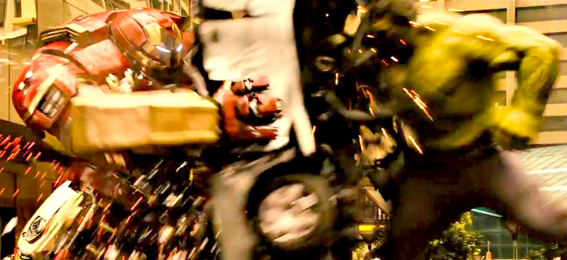 Marvel releases 'Avengers: Age of Ultron' trailer after video is leaked online