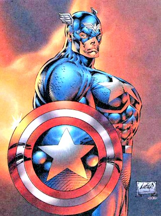 Why was Rob Liefeld so popular in the 1990s? - stuarte