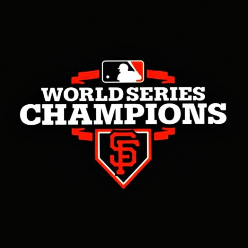 SF Giants 2014 MLB Champs