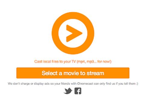 Videostream open video and watch from browser