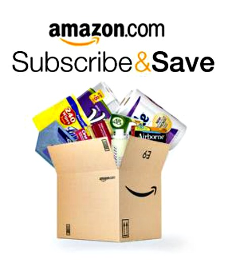 Here's why you should use Amazon's Subscribe & Save service (especially if you live in NYC)