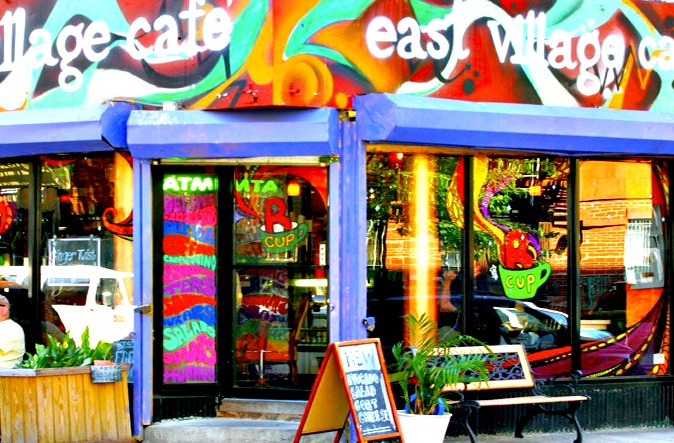 Best of East Village: B Cup Cafe
