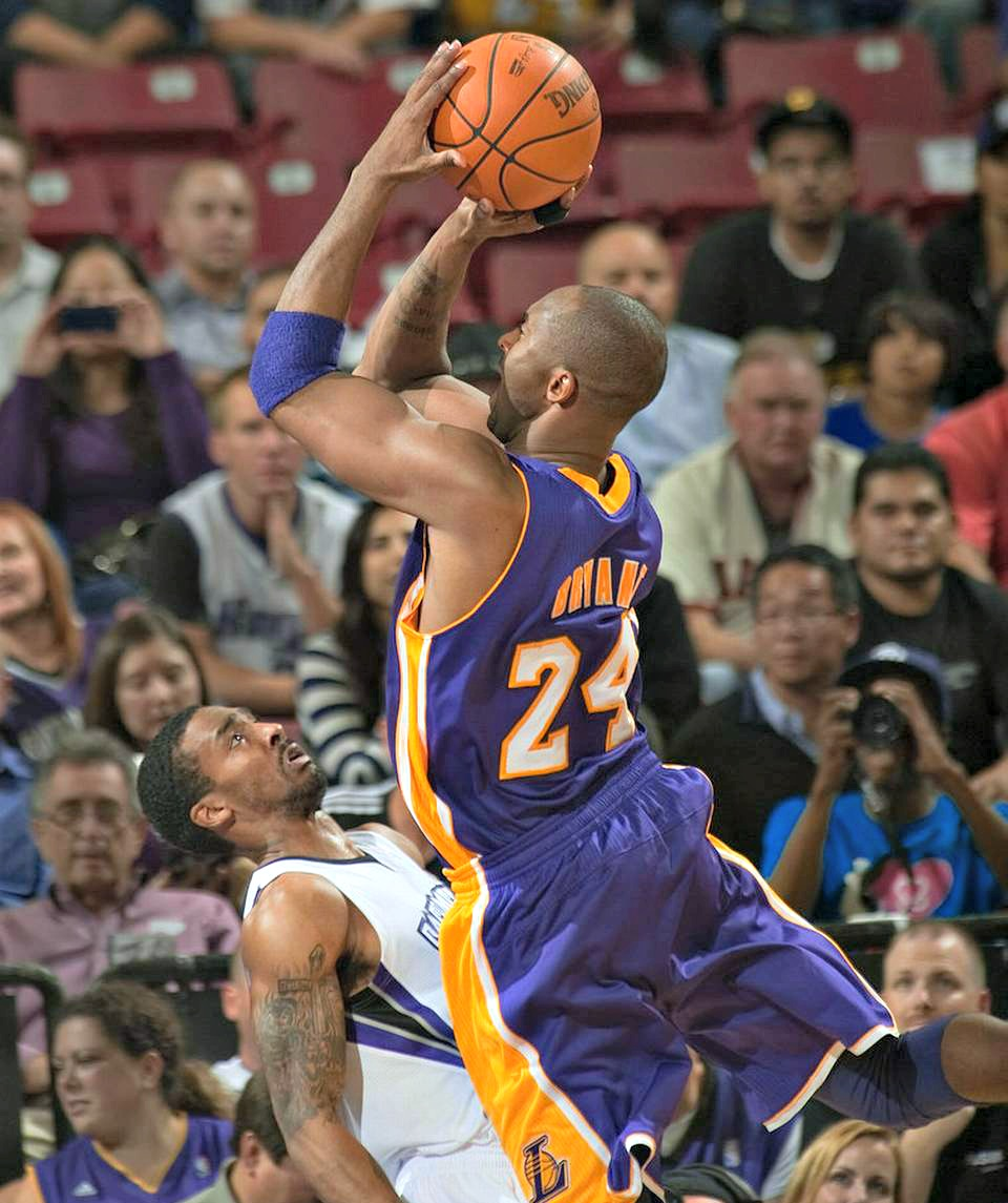 Hey Kobe, maybe you're fatigued because you lead the NBA in field goal attempts