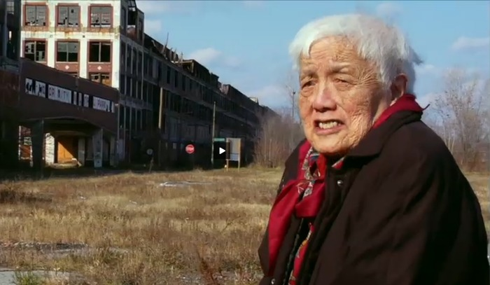 Grace Lee Boggs has given so much of herself. Now she needs our help.