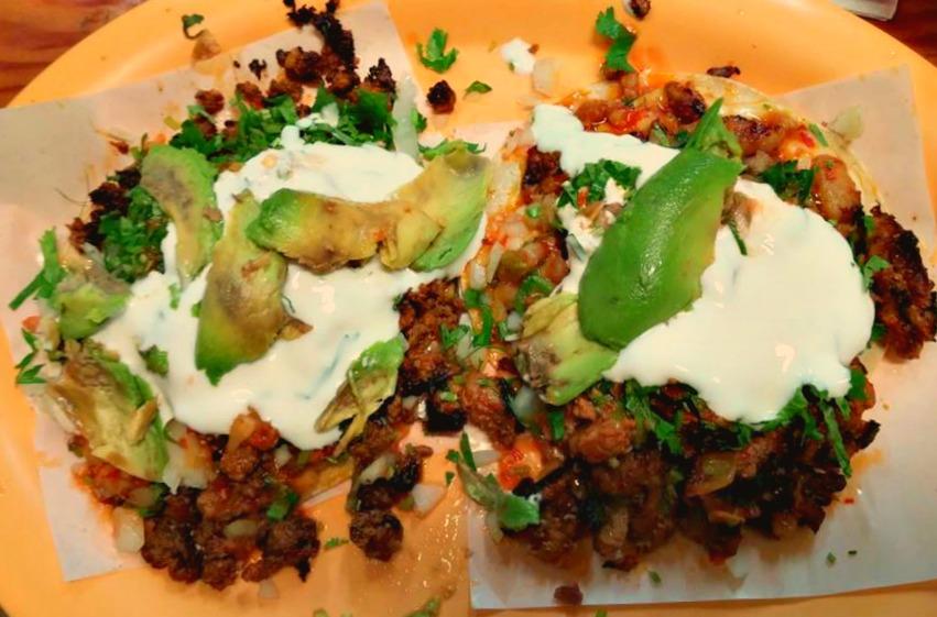 Taqueria Cancún super tacos