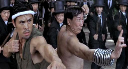 My favorite kung fu hustle scenes