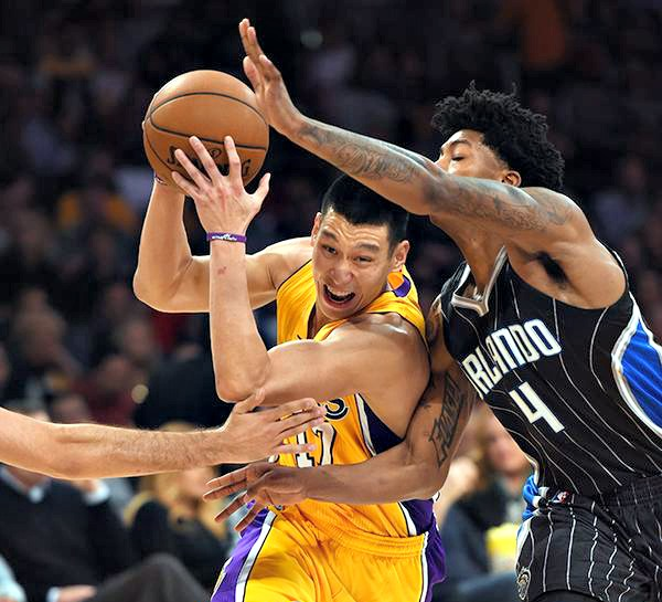 Jeremy Lin highlights vs. Orlando Magic