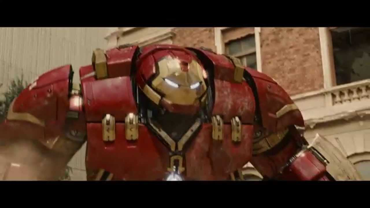 Marvel releases another Avengers 2: Age of Ultron trailer