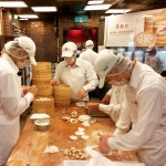 Din Tai Fung workers