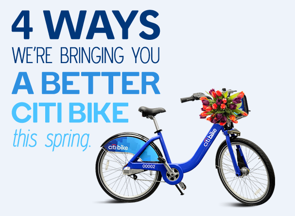 Citi Bike: System improvements and expansion coming in 2015