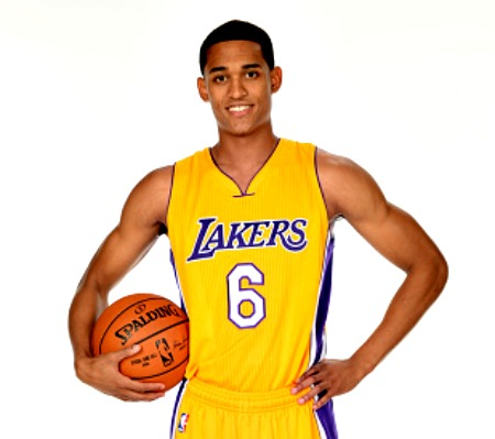 Did you know that Jordan Clarkson was Asian-American (Filipino)?