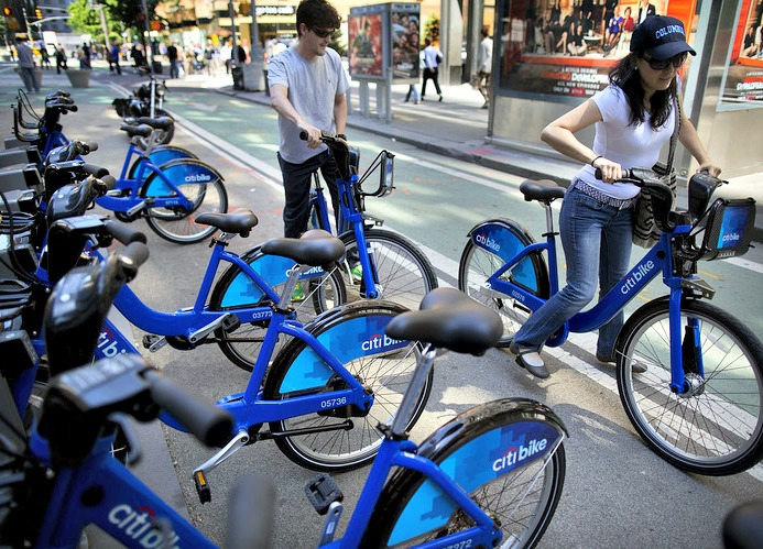 No Valets: How to crowdsource Citi Bike's supply and demand problem