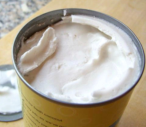 How to store an open can of coconut milk