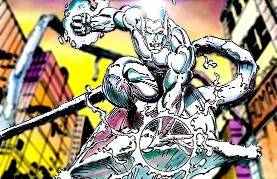 Iceman comes out by Jim Lee