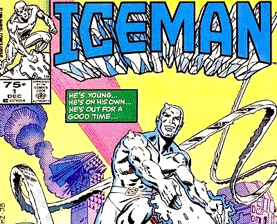 Iceman comes out as gay