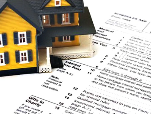 Can I deduct mortgage points as a tax deduction?  Yes, but it depends