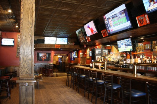 Is Finnerty's the best bar to watch the Golden State Warriors in New York City?