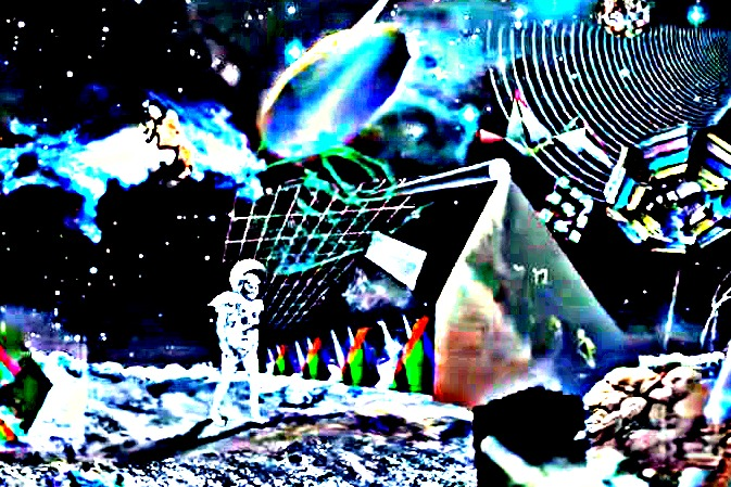 """Gifted"" (Masuka Remix) by N.A.S.A. feat. Kanye West, Santigold & Lykke Li"