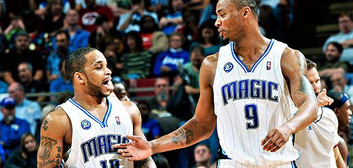 Jameer Nelson and Rashard Lewis dislike Dwight Howard