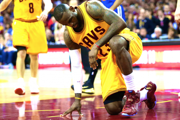 Cavs' 7-Man Rotation Will Cost Them 2015 NBA Championship