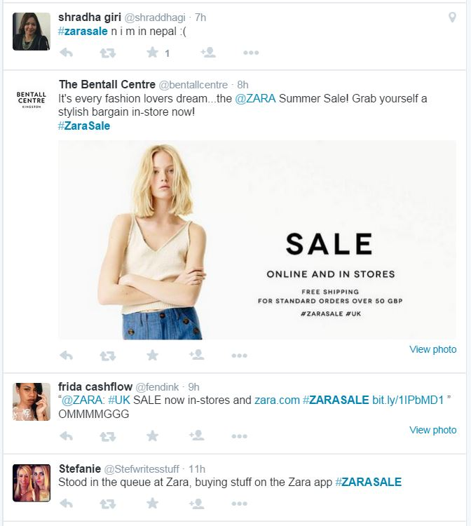 Zara sale #zarasale on Twitter