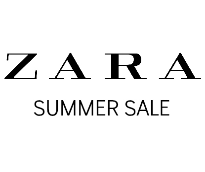 When does Zara's summer sale start?