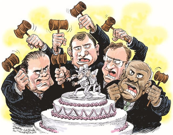 supreme court gay marriage dissenters