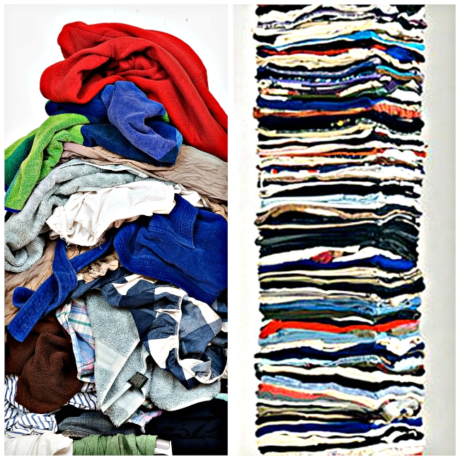 Tips for selling used clothes for money at Buffalo Exchange or Crossroads