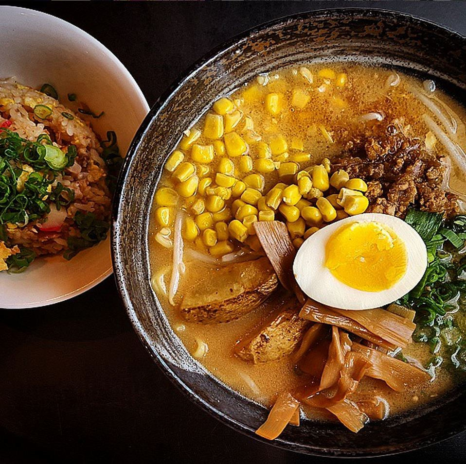 Best of the East Village: Ramen Misoya's lunch special might be the best ramen deal in New York
