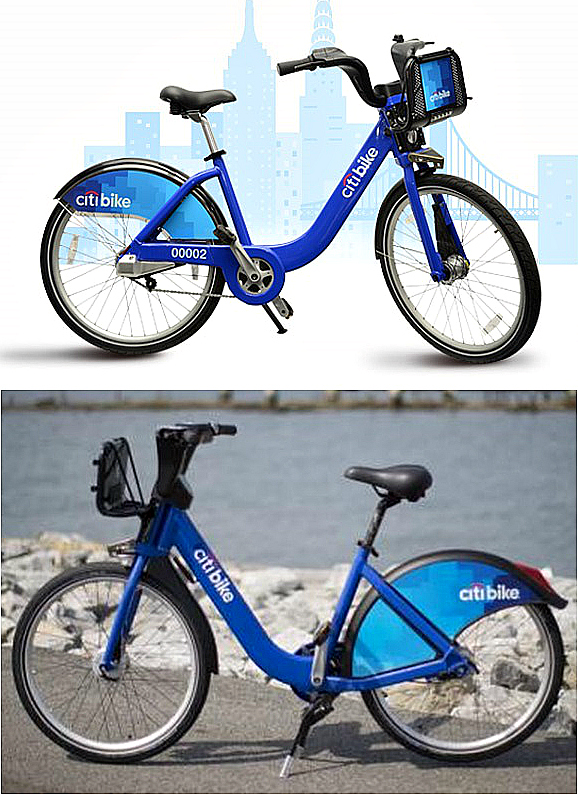 1,000 brand new, redesigned Citi Bikes hit the streets of New York City