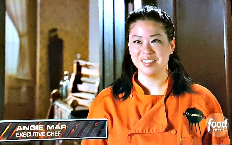 Asian woman crowned  Grand Champion of 'Chopped: Grill Masters' tournament