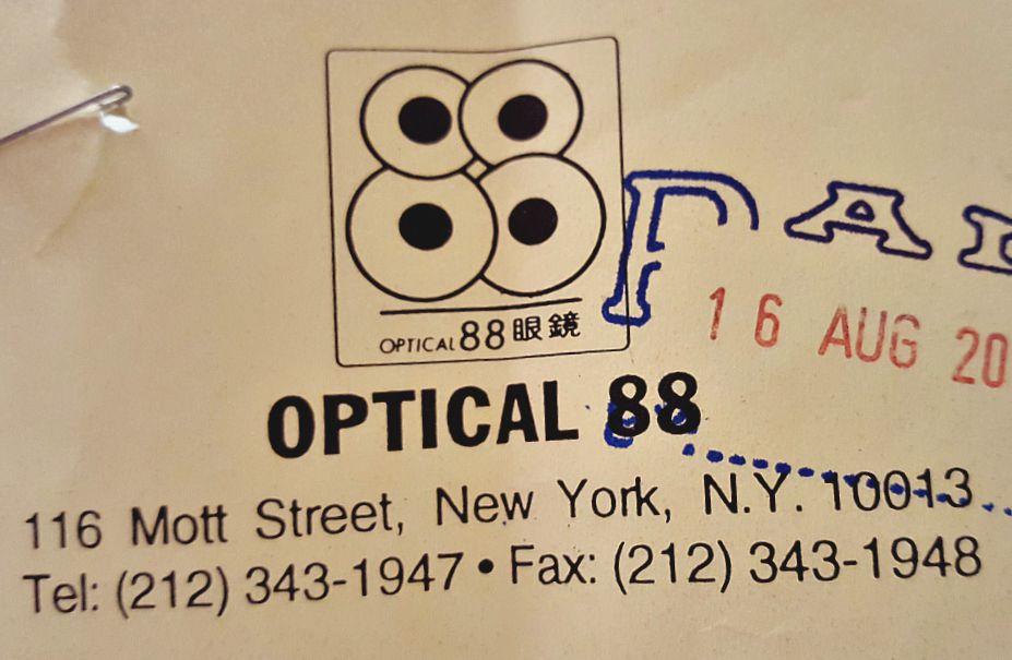 Get an eye exam and eyeglass lenses for $50 at Optical 88 in Chinatown