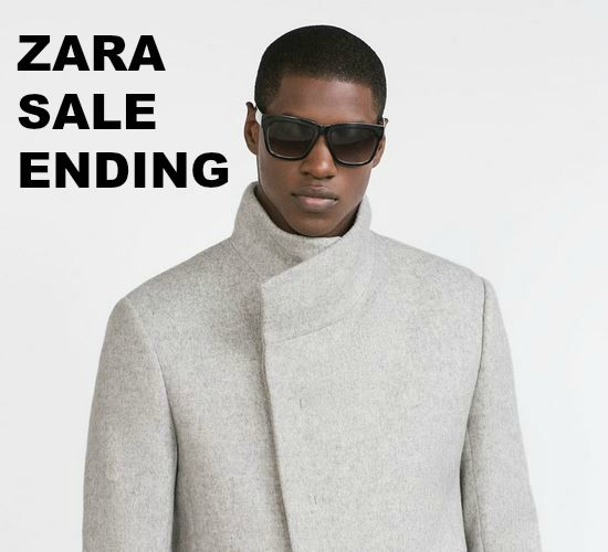 With ZARA's sale ending, you might be pleasantly surprised by what's leftover