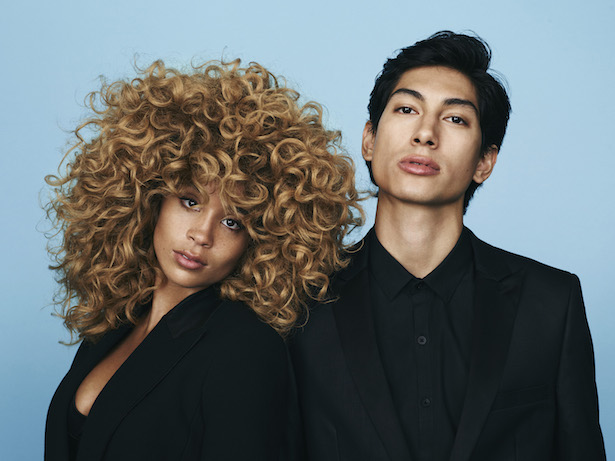 Is Lion Babe's Lucas Goodman part Asian?