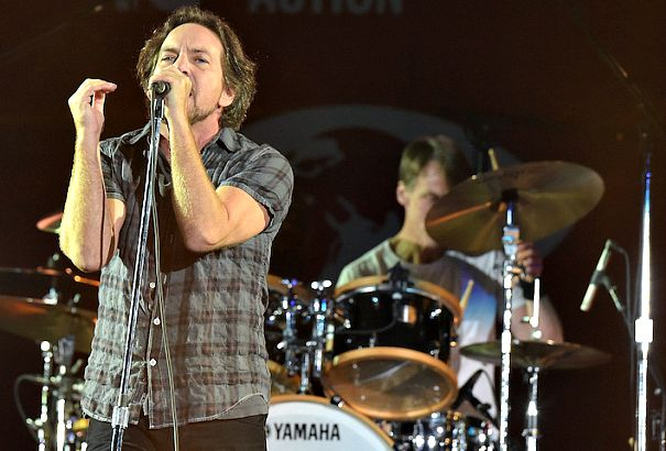 Pearl Jam's setlist from Global Citizens Festival 2015