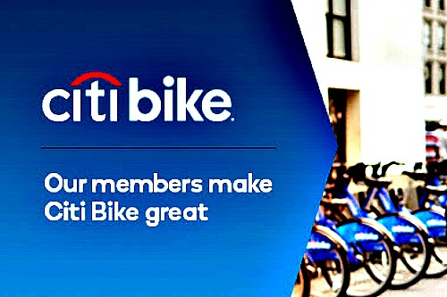 Get 24 free months of Citi Bike by referring 24 friends