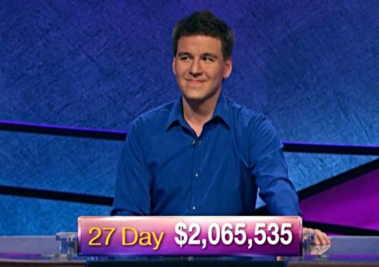 All-Time Jeopardy Winners: James Holzhauer passes Arthur Chu, Julia Collins, targets Ken Jennings [Updated]