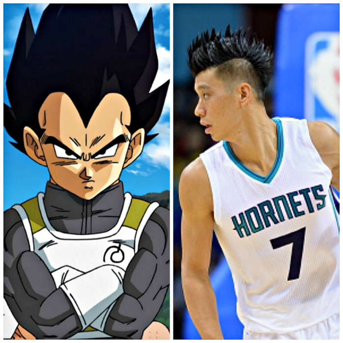 Here's all the Jeremy Lin hairstyles throughout the years