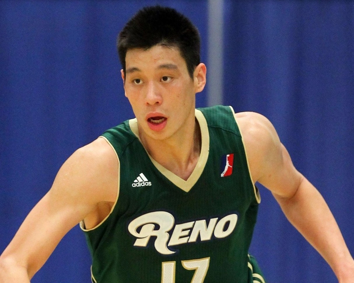 Jeremy with Reno Bighorns NBDL