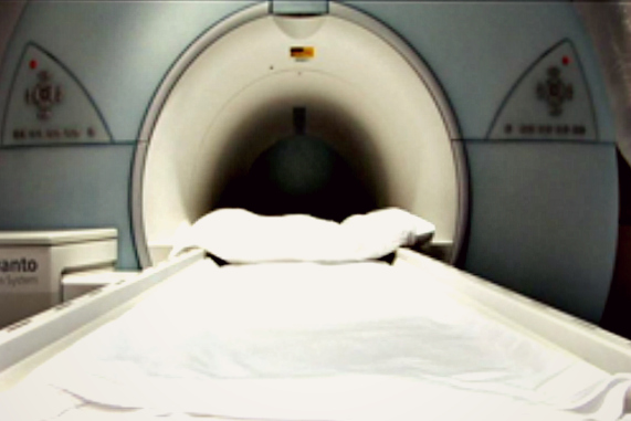 Claustrophobic? Try an upright MRI if anxious with standard MRI scanning machines