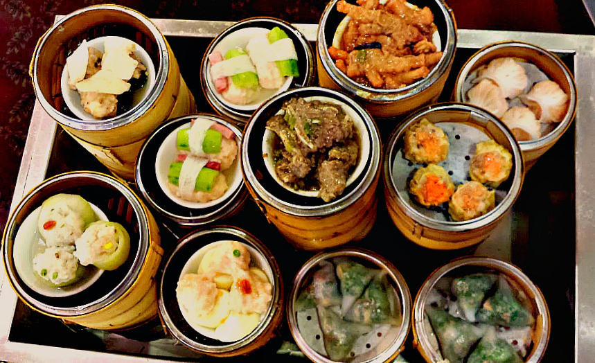 11 dim sum restaurants that use push carts in New York City