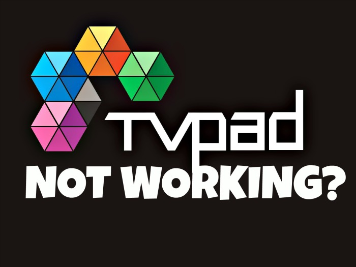 TVPad not working? The TV box was blocked and shut down by lawsuits