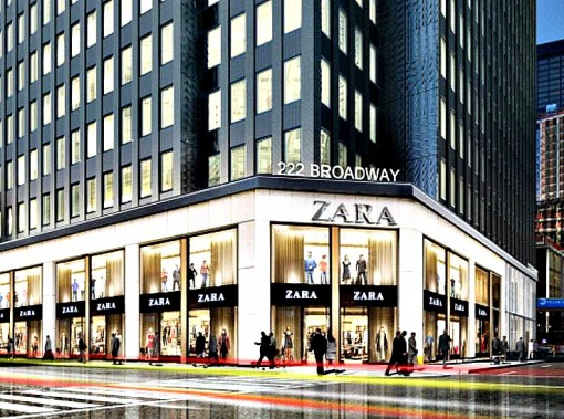 09be88a9ca39e The new Zara in FiDi (across from Fulton Transit Center) is now open ...