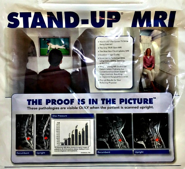 Stand Up MRI: Don't go to the one in the East Village
