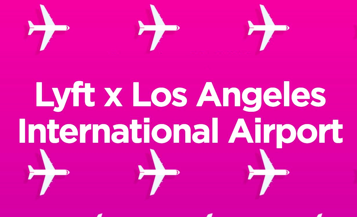 Lyft can pickup passengers from LAX now (w/$50 code)