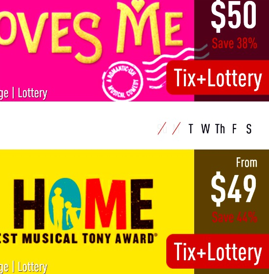 How does TodayTix's Broadway ticket Lottery work?